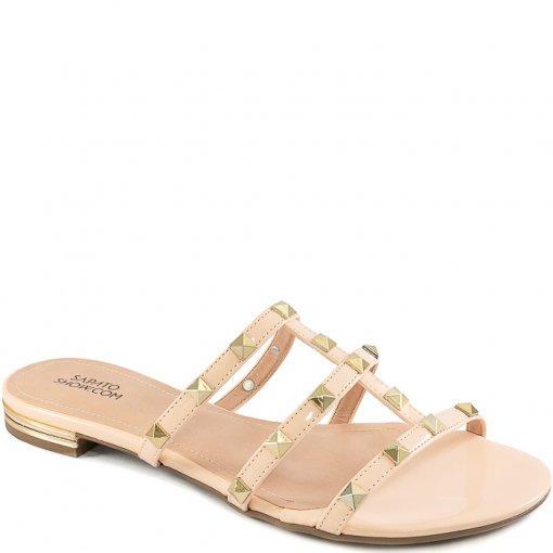 Rasteira Spikes Numeração Especial Sapato Show 1380581