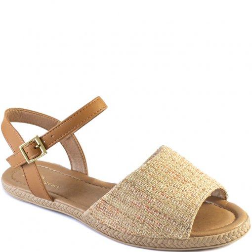 Sandália Rasteira Avarca Número Grande Sapato Show
