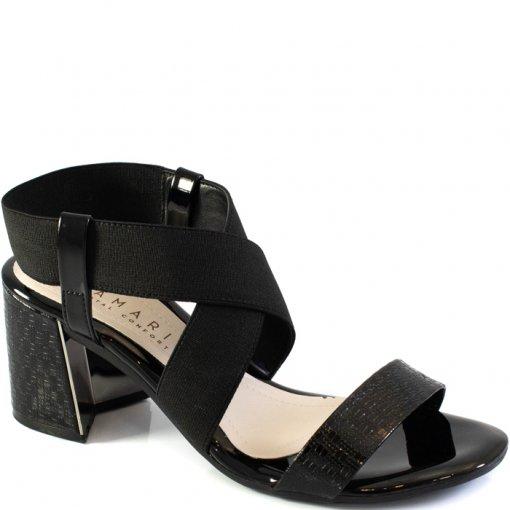 Sandália Bico Quadrado Total Comfort Ramarim 1932205