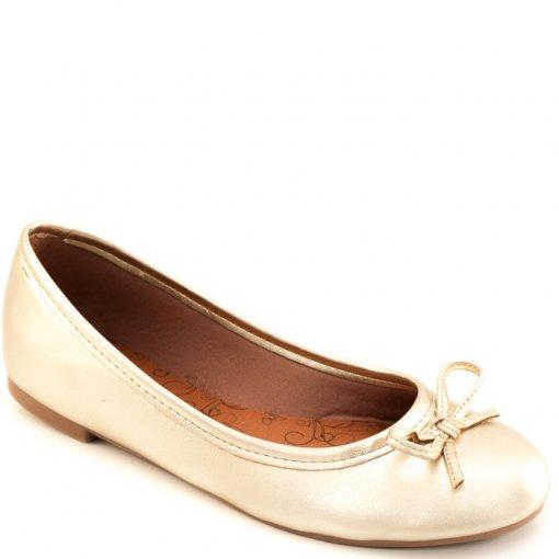 Sapatilha Laço Bico Redondo Sapato Show 2201l