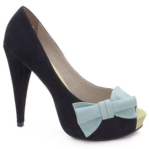 Sapato Feminino Belmon - 289 Preto - 33 ao 43