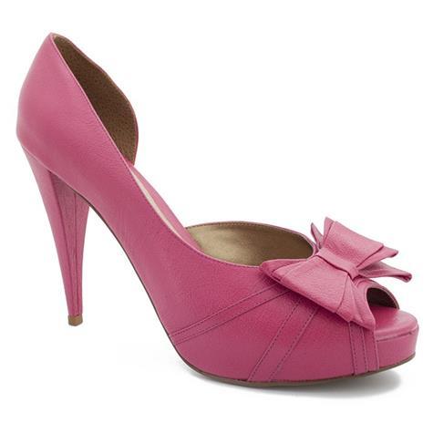 Sapato Peep Toe Belmon 294