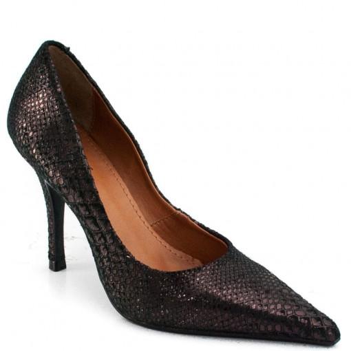 Sapato Texturizado Zariff Concept 506081