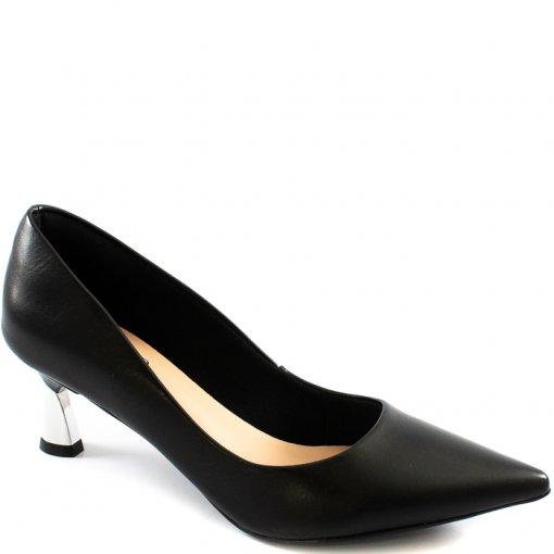 Scarpin Salto Escultural Bico Fino 2020 Sapato Show 134000