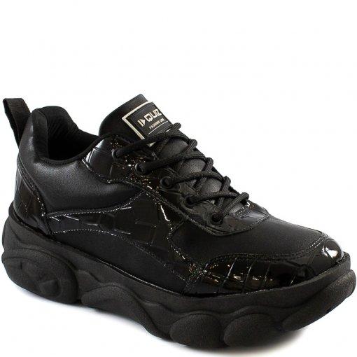 Tênis Feminino Chunky Sneaker Croco Quiz 2020 66-173202