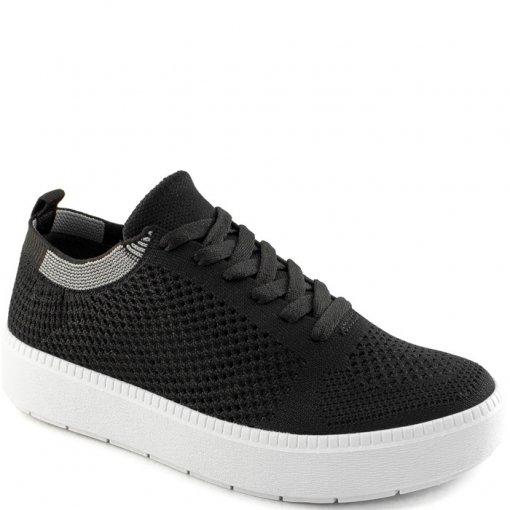 671b2b64e1 Tênis Sneaker Flyknit Ramarim 1873205 - Preto