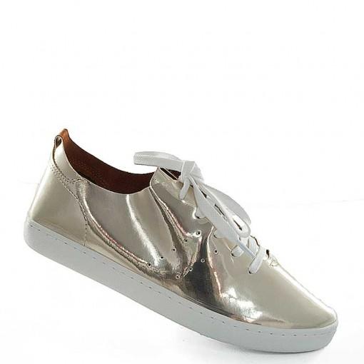 Tênis Sapato Show Metalizado 20728171