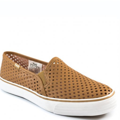 Tênis Slipon Vazado Keds Double Decker Durian