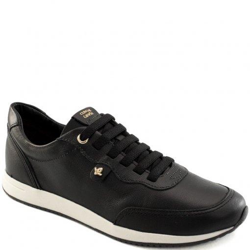 Tênis Sneaker Casual Cravo e Canela 97639
