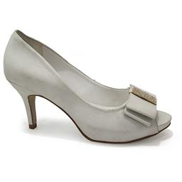 Peep Toe Belmon Branco - 14114 - 33 ao 43
