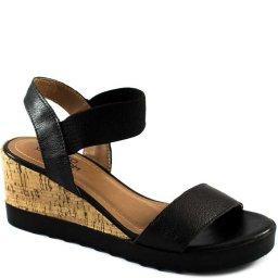 Anabela Cortiça Numeração Especial Sapato Show 15126