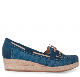 Anabela Estilo Dockside Sapato Show - 30404152