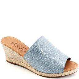 Anabela Paetê Numeração Especial Sapato Show 500157e