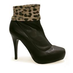 Ankle Boot Coleção Inverno 2014 Miucha 1749