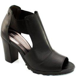 Ankle Boot Tratorada Cravo e Canela 153861