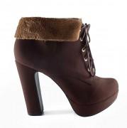 Ankle Boot Estilo Lita Sapato Show - 940315