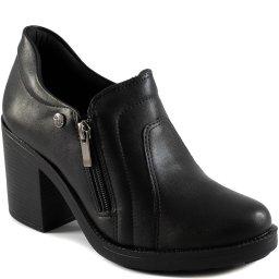 Ankle Boot Feminina Com Zíper Inverno 2021 Quiz 65-179213