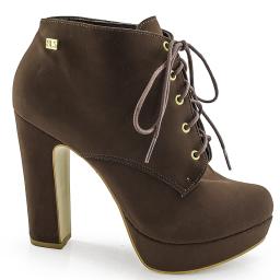 Ankle Boot Estilo Lita Boot Sapato Show - 943716