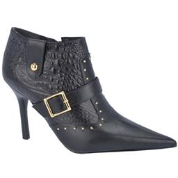 Ankle Boot Fivela Belmon - 1984 - Preto