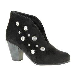 Ankle Boot Italeoni Numeração Especial - 8881 Preto