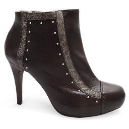 Ankle Boot Numeração Especial Miucha 1444