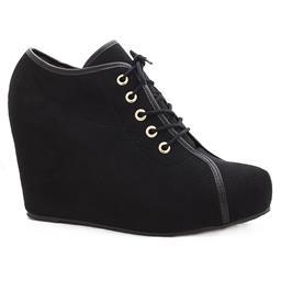 Ankle Boot Numeração Especial Miucha 9492