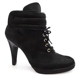 Ankle Boot Número Grande Miucha 1363