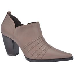 Ankle Boot Plissado Belmon - 9717 - Leblon
