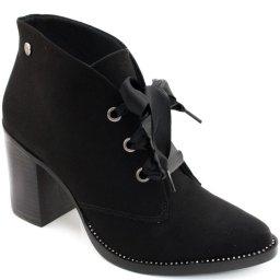 Ankle Boot Salto Bloco Quiz 69-58802