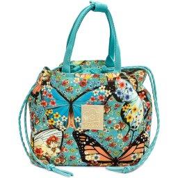 Bolsa Bucket Nécessaire Ziriguidum Floral Farm 7830118