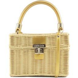 Bolsa Feminina Box Capri Texturizada Petite Jolie PJ10048