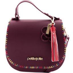 Bolsa Feminina Saddle Petite Jolie 3183