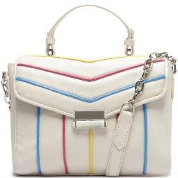 Bolsa Satchel De Mão Becky Em Couro Schutz Handbags S500181579