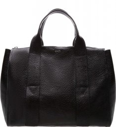 Bolsa Shopping Maxi Black Schutz S500180986