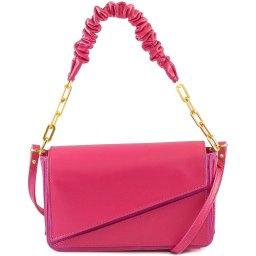 Bolsa Tiracolo Com Correntes Em Couro Schutz Handbags S500181587