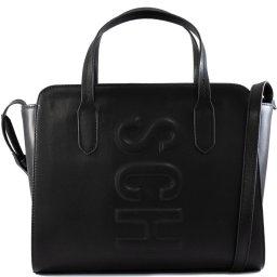 Bolsa Tote Grande Tassi Logomania Pop & Fun Schutz S500150512