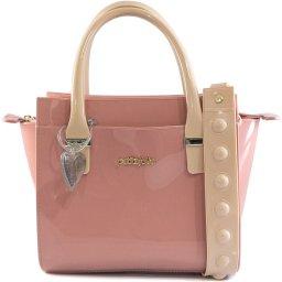 Bolsa Tote Love Bag Feminina De Ombro Petite Jolie PJ5171