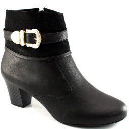 Bota Cano Curto Numeração Grande Sapato Show 1130047e