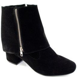 Bota Cape Nobuck Numeração Grande Sapato Show 9370