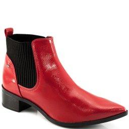 Bota Chelsea Boot Verniz Dakota G0141