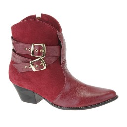 Bota Country Feminina Bonnie&Clyde - 340