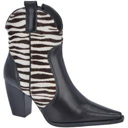 Bota Feminina Country Belmon - 9720 - Zebra