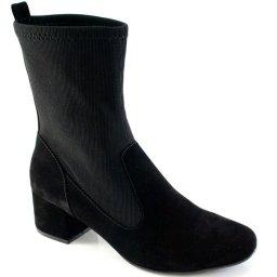Bota Knit Numeração Especial Sapato Show 9270