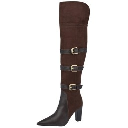 Bota Over Boot Feminina Belmon - 10251 Café