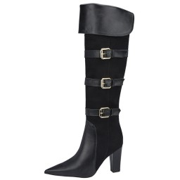 Bota Over Boot Feminina Belmon - 10251 Preto