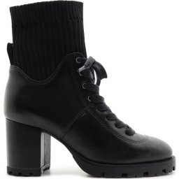 Bota Sock Knit Feminina Tratorada Schutz More Than… S205560019