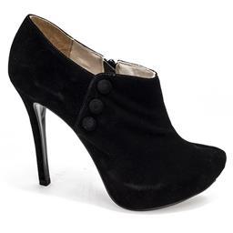Ankle Boot Bico de Navio Sapato Show 7438