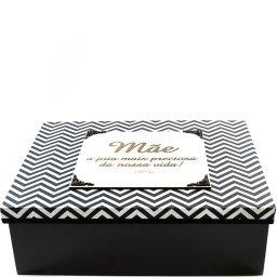 Caixa De Presente Grande Dia Das Mães 2020 Sapato Show 4155