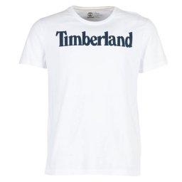 Camiseta Manga Curta Timberland Ss Kennebec Rvr Linear Logo