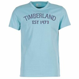 Camiseta Masculina Timberland Ss Tape Stone